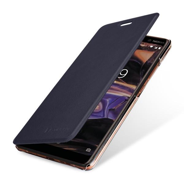 StilGut - Nokia 7 Plus Book Type NFC/RFID Blocking Hülle