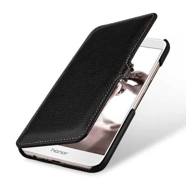StilGut - Honor 8 Pro Tasche Book Type mit Clip