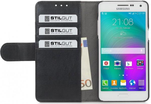 "StilGut - Handyhülle für Samsung Galaxy A5 ""Talis"""