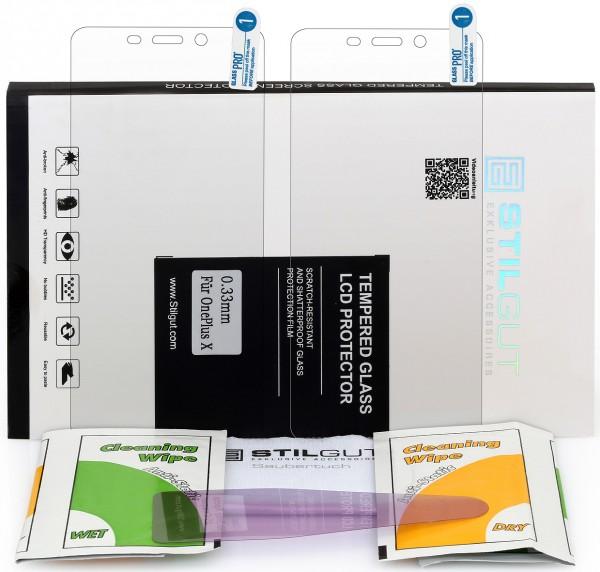 StilGut - Panzerglas OnePlus X