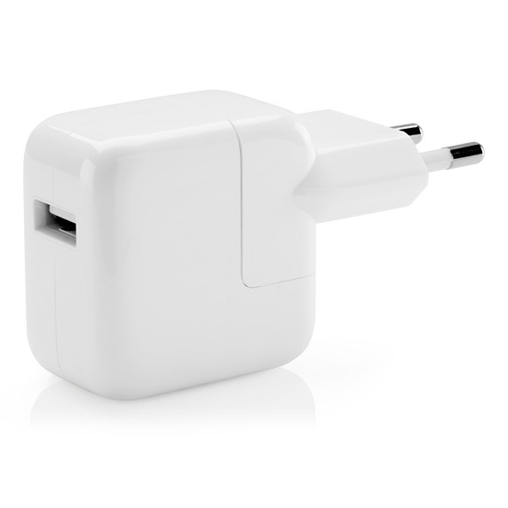 Apple - 12W USB Power Adapter