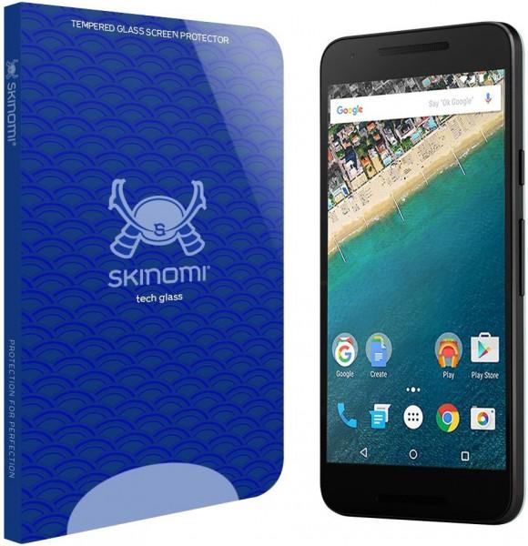 Skinomi – Panzerglas Nexus 5X TechGlass
