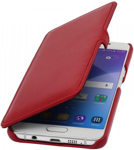 StilGut - Samsung Galaxy A5 (2016) Tasche Book Type mit Clip