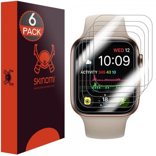 Skinomi - Apple Watch Series 4 (40 mm) Displayschutzfolie