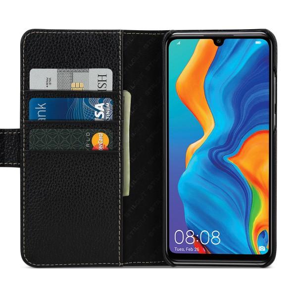 StilGut - Huawei P30 lite Hülle Talis mit Kartenfach