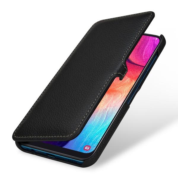 StilGut - Samsung Galaxy A50 Tasche Book Type mit Clip