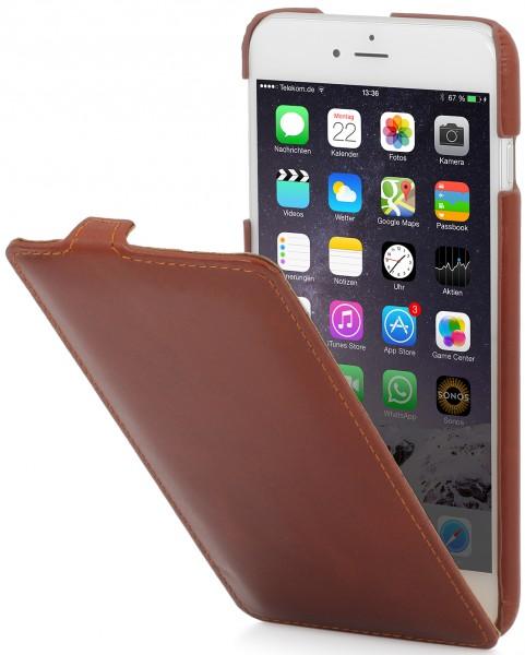 "StilGut - Handyhülle für iPhone 6 Plus ""UltraSlim"" aus Leder"