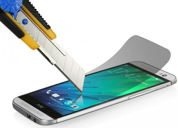 """StilGut - Displayschutzfolie """"Panzerglas"""" für HTC One M8"""