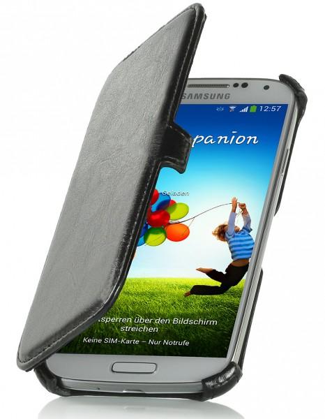 StilGut - Tasche mit Kartenfach für Samsung Galaxy S4 i9500 & i9505