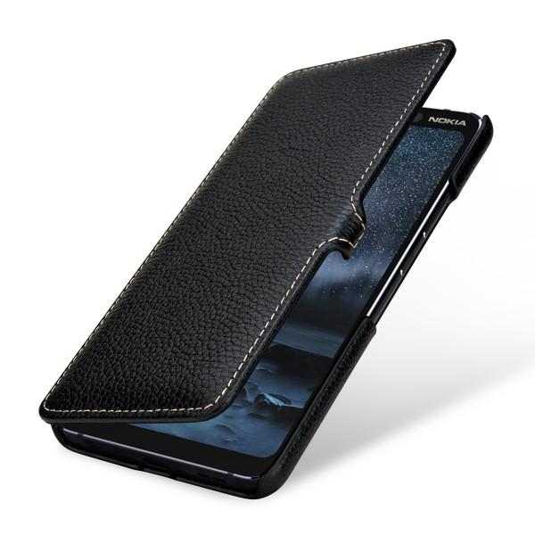 StilGut - Nokia 9 PureView Tasche Book Type mit Clip