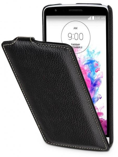 """StilGut - Handyhülle für LG G3 Stylus """"UltraSlim"""" aus Leder"""