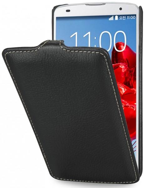 StilGut - UltraSlim Case für LG G Pro 2 aus Leder