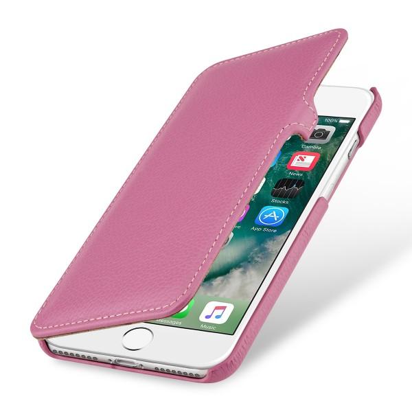 StilGut - iPhone 8 Plus Tasche Book Type mit Clip