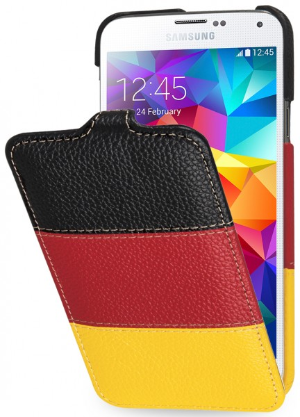 "StilGut - UltraSlim Case ""Deutschland-Edition"" Samsung Galaxy S5"