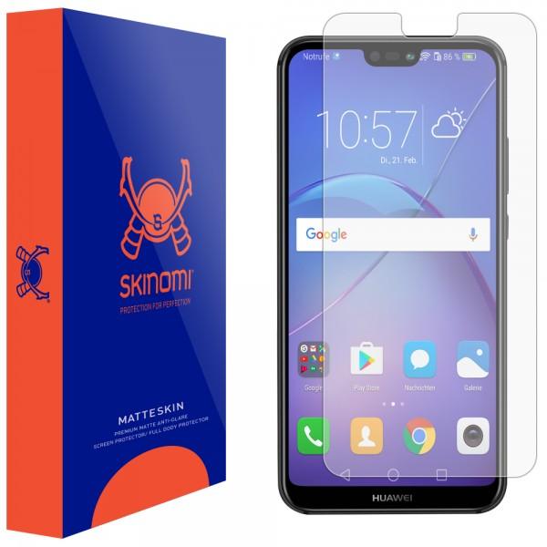 Skinomi - Huawei P20 lite Displayschutzfolie MatteSkin