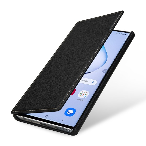StilGut - Samsung Galaxy Note 10 Plus Case Book Type ohne Clip