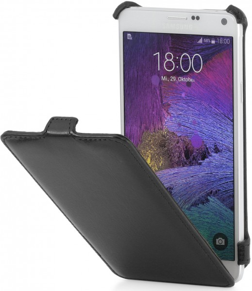 "StilGut - Handyhülle für Samsung Galaxy Note 4 ""Slim Case"""