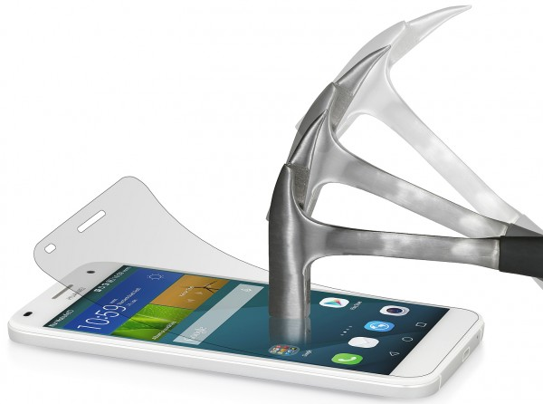 StilGut - Displayschutzfolie Huawei Ascend G7 (2er-Pack)