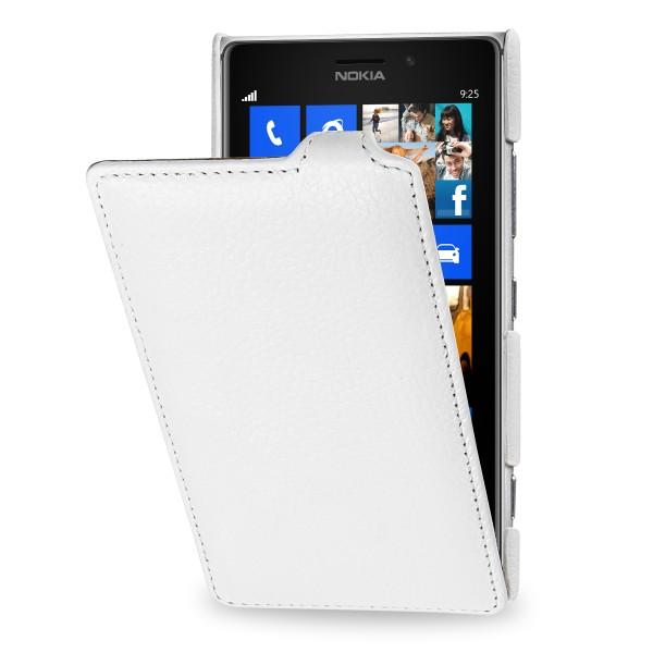 StilGut - UltraSlim Case für Nokia Lumia 925 aus Leder