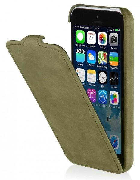 StilGut - UltraSlim Case für iPhone 5c Old Style