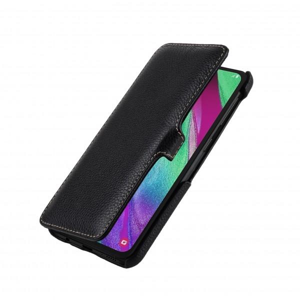 StilGut - Samsung Galaxy A40 Tasche Book Type mit Clip