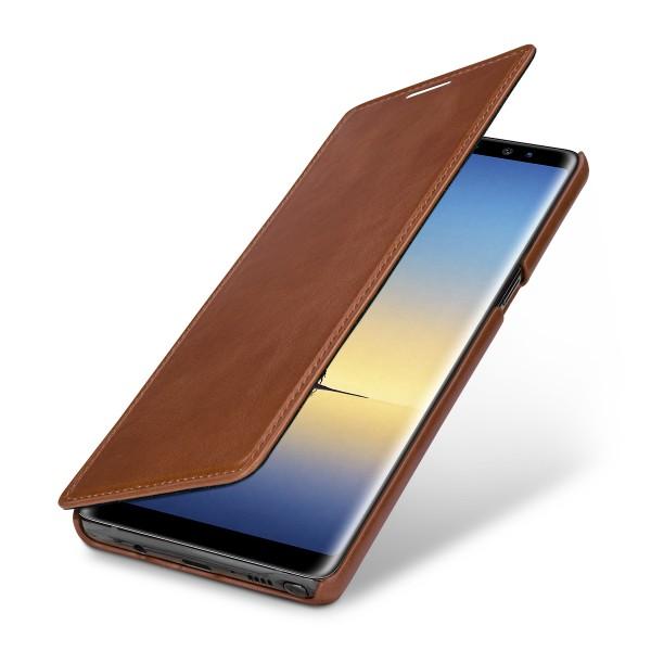 StilGut - Samsung Galaxy Note 8 Case Book Type ohne Clip