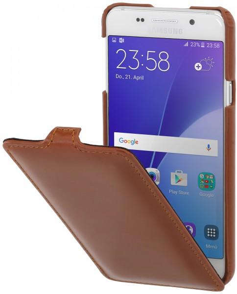 StilGut - Samsung Galaxy A3 (2016) Hülle UltraSlim aus Leder