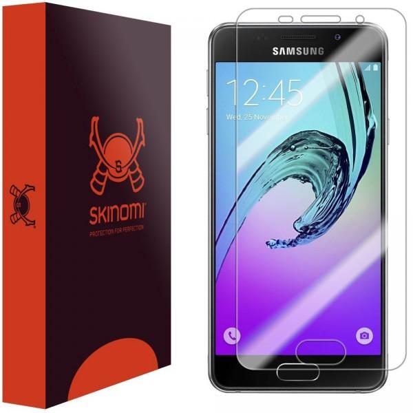 Skinomi - Displayschutzfolie Samsung Galaxy A3 (2016) TechSkin