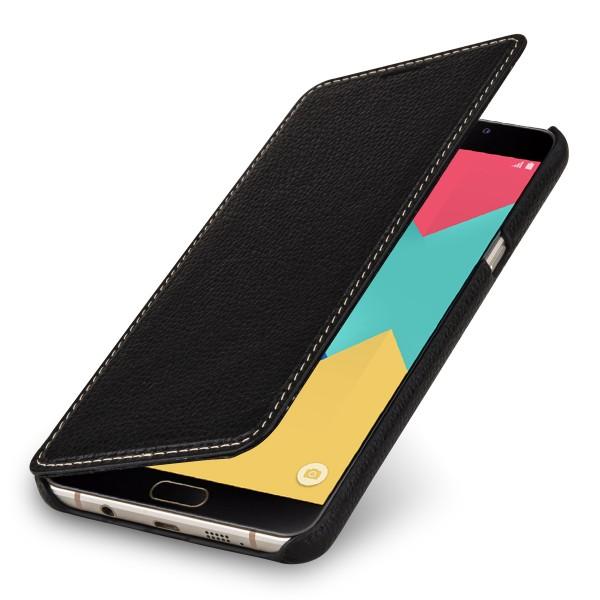 StilGut - Samsung Galaxy A9 (2016) Case Book Type ohne Clip
