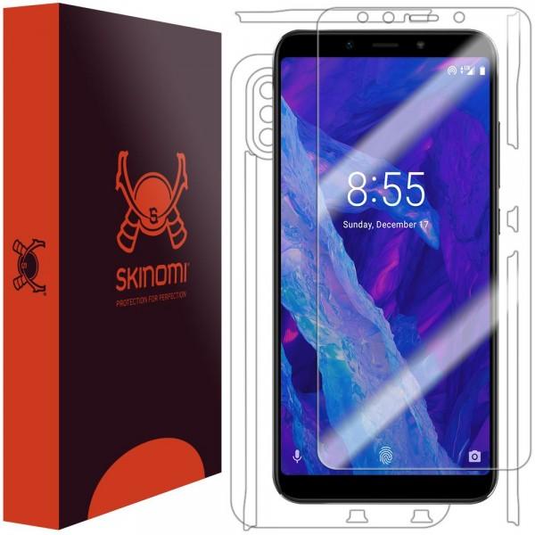 Skinomi - Xiaomi Mi A2 4G Displayschutzfolie Full Body