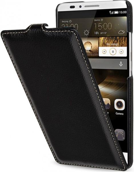 "StilGut - Handyhülle für Huawei Ascend Mate 7 ""UltraSlim "" aus Leder"