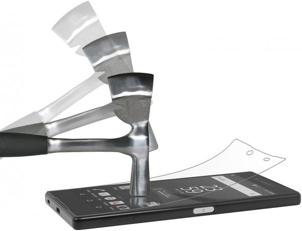 StilGut - Panzerglas Sony Xperia Z5 Premium (2er-Pack)