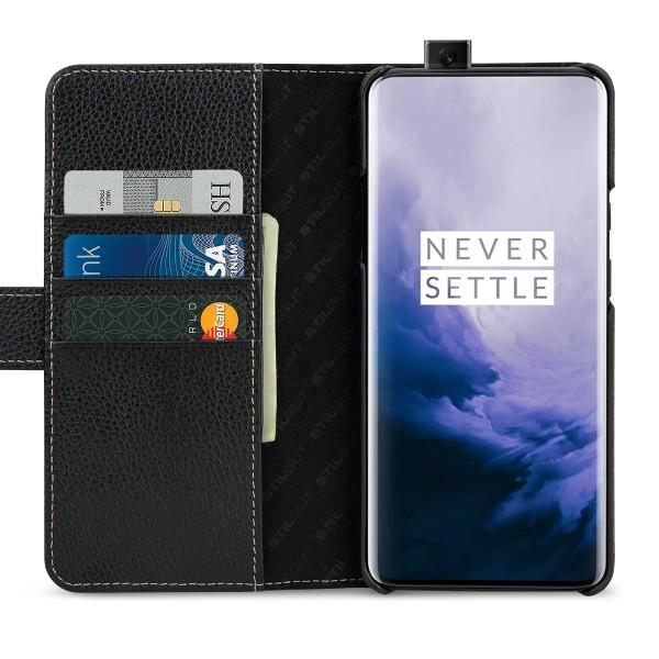 StilGut - OnePlus 7 Pro Hülle Talis mit Kartenfach