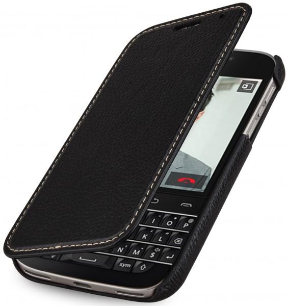 "StilGut - Handyhülle für BlackBerry Classic Q20 ""Book Type"" ohne Clip"