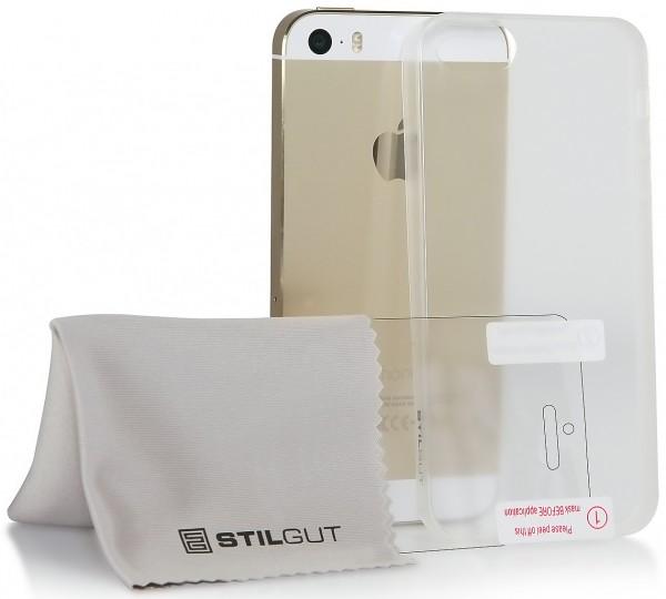 StilGut - Ghost, transparente Schutzhülle für iPhone 5 & 5s B-Ware!