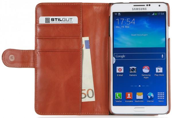 StilGut - UltraSlim Case Fashion Serie für Samsung Galaxy Note 3