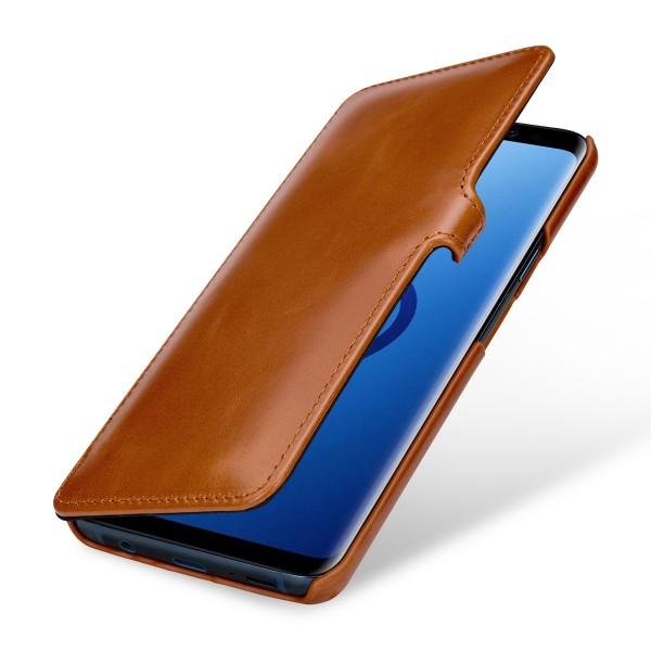 StilGut - Samsung Galaxy S9+ Tasche Book Type mit Clip