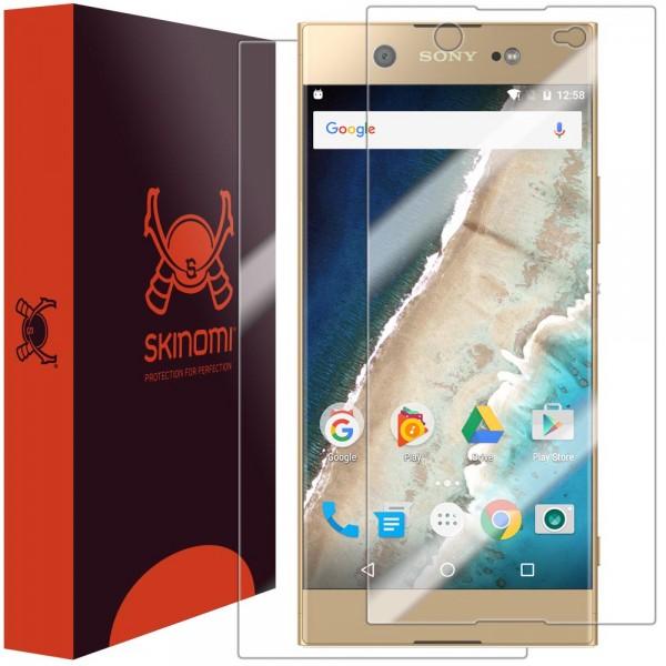 Skinomi - Displayschutzfolie Sony Xperia XA1 Ultra Vorder- und Rückseite