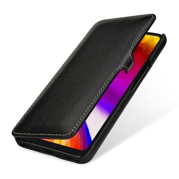 StilGut - LG G7 ThinQ Tasche Book Type mit Clip