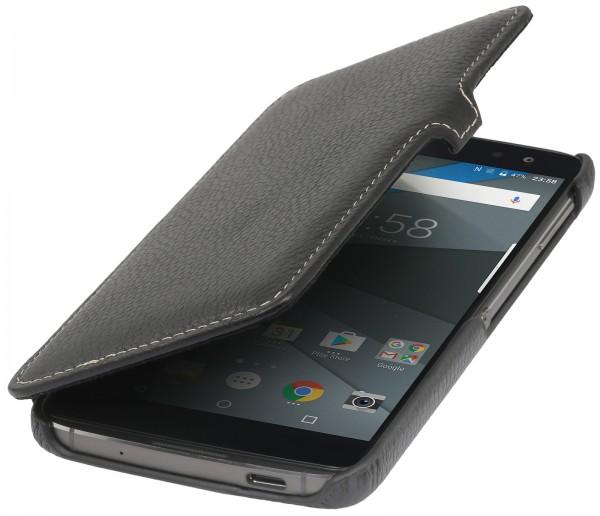 StilGut - BlackBerry DTEK60 Tasche Book Type mit Clip