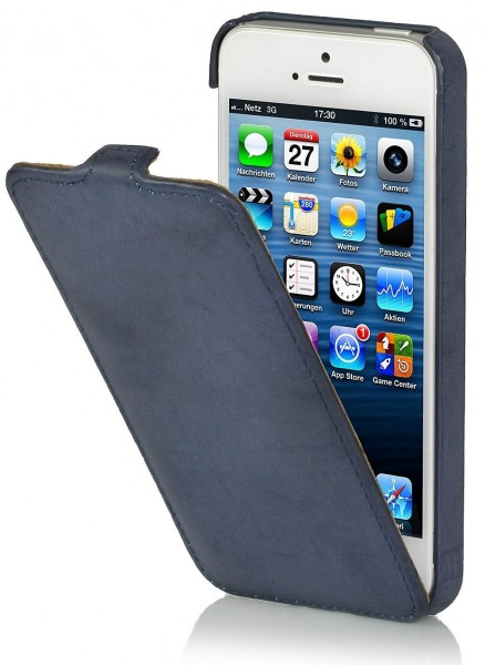 StilGut - UltraSlim Case für iPhone 5 & iPhone 5s Old Style