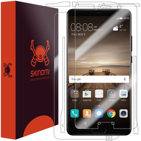 Skinomi - Displayschutzfolie Huawei Mate 10 Full Body