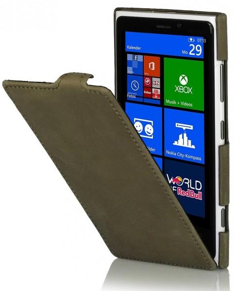 StilGut - UltraSlim Case für Nokia Lumia 920 Old Style