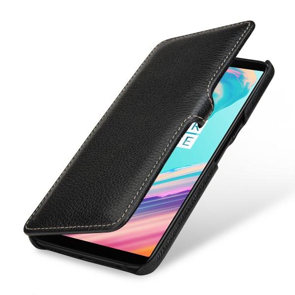 StilGut - OnePlus 5T Tasche Book Type mit Clip