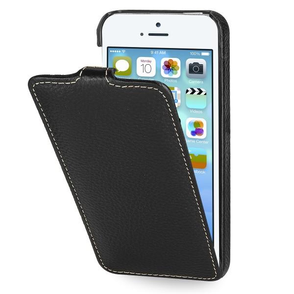 StilGut - iPhone SE Hülle UltraSlim aus Leder