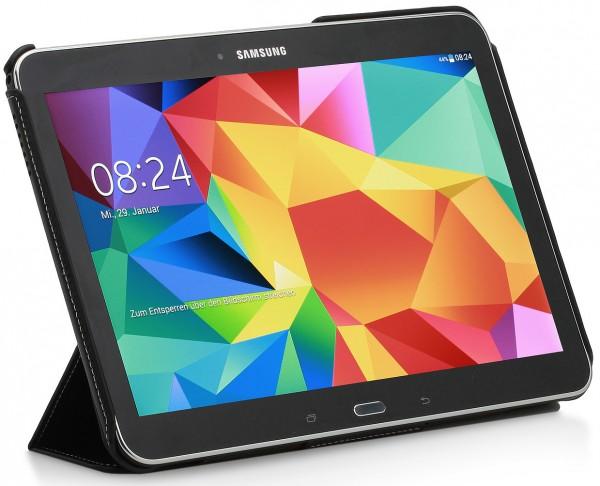 StilGut - Couverture Case für das Samsung Galaxy Tab 4 10.1
