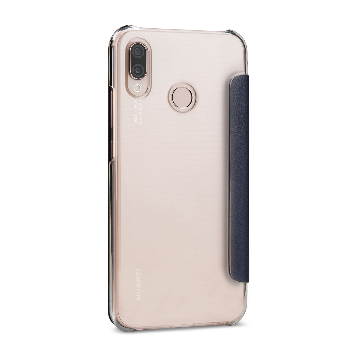 StilGut - Huawei P20 lite Book Type NFC/RFID Blocking Hülle
