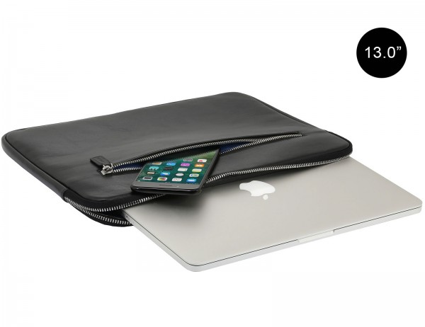 "StilGut - Notebook Sleeve Bellevue bis 13"""