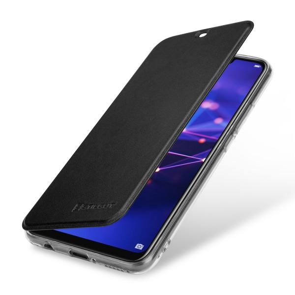 StilGut - Huawei Mate 20 lite Book Type NFC/RFID Blocking Hülle