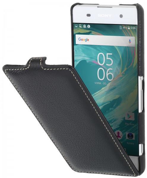 StilGut - Sony Xperia XA Hülle UltraSlim aus Leder